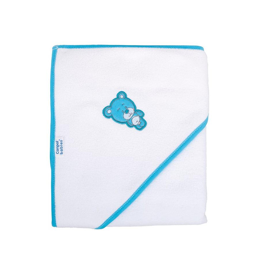 Osuška - bavlna, polyester (80x95cm) Macko