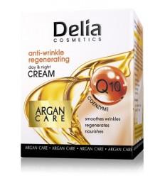 Argan Care Protivráskový regeneračný krém s koenzýmom Q10 - 50 ml
