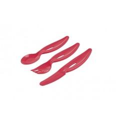 Sada príborov - vidlička, lyžička, nôž