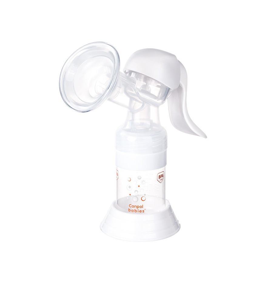 Canpol babies Odsávačka materského mlieka Basic