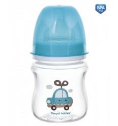 Dojčenská antikoliková fľaša široká EasyStart 120ml 0m+ Toys