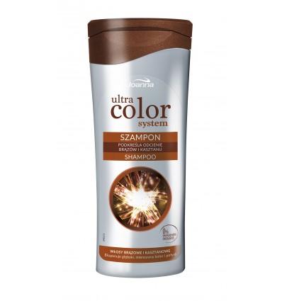 Šampón na vlasy hnedých a gaštanových odtieňov 200 ml