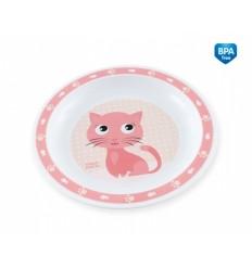 Plastový tanierik - Zvieratko