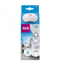 Dojčenská fľaša LOVI aktívne satie 150 ml