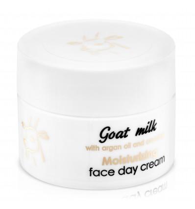 Hydratačný denný pleťový krém Kozie mlieko 50 ml