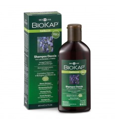 Biokap Bellezza Bio šampón a sprchový gél 200 ml