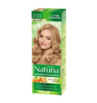 Naturia Color - Béžový blond 209