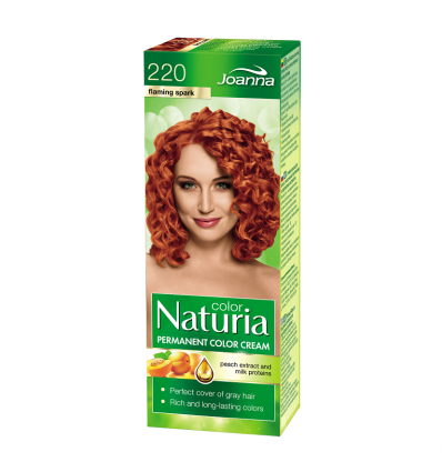 Naturia Color - Ohnivá iskra 220