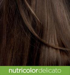Biokap Nutricolor Delicato farba na vlasy - Prirodzená svetlo hnedá 5.0