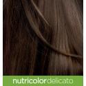 Nutricolor Delicato farba na vlasy - Prirodzená svetlo hnedá 5.0