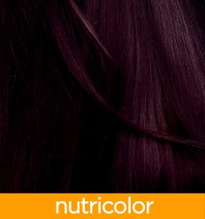 Nutricolor farba na vlasy - Mahagónová hnedá 4.5