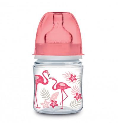 Canpol babies dojčenská antikoliková fľaša široká EasyStart 120 ml 0m+