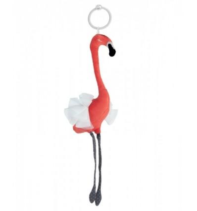 Canpol babies Plyšová hračka závesná Plameniak coralový 0+