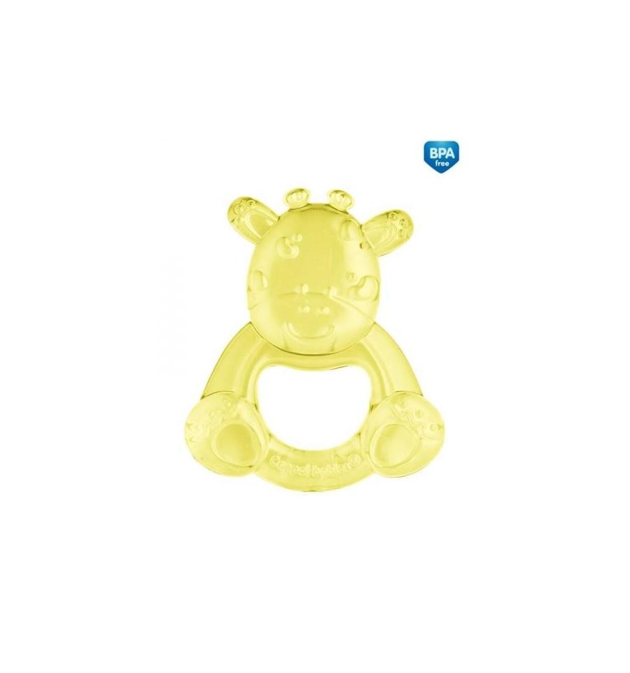 Canpol babies Vodná chladiaca hryzačka Žirafa Žltá SKLADOM