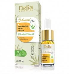 Delia Botanical flow regeneračné sérum s konopným olejom 10 ml