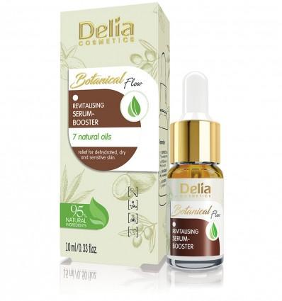 Delia Botanical flow revitalizačné sérum mix olejov 10 ml