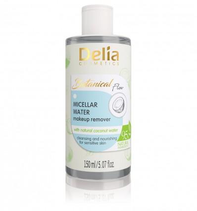 Delia Botanical flow micelárna voda s kokosovým olejom 150 ml