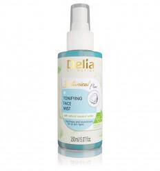 Delia Botanical flow tonizujúci mist na tvár s kokosovým olejom 150 ml