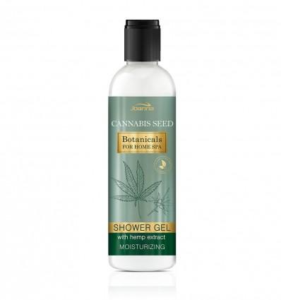 Joanna Botanicals hydratačný sprchový gél s extraktom z konpe 240 ml