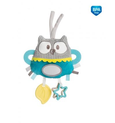 Canpol babies Plyšová hračka závesná 0m+ Pastel friends