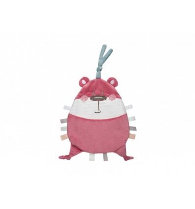 Canpol babies Maznáčik do postieľky Pastel ružový
