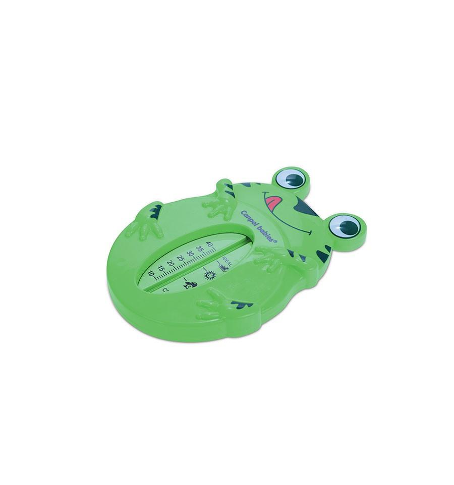 Canpol babies Teplomer do vane žabka Zelená