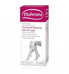 Maternea Chladivý a relaxačný gél na nohy 125 ml