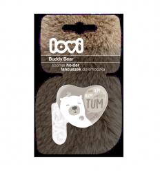 Lovi Retiazka na cumlík Buddy Bear