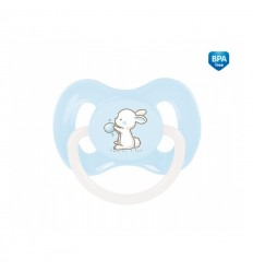 Canpol babies Cumlík utišujúci Little Cutie silikón symetrický C 18m+