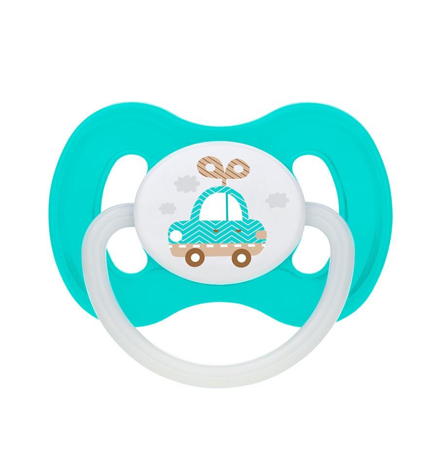 Canpol babies Cumlík utišujúci Toys silikón symetrický C 18m+