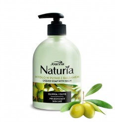 NATURIA tekuté mydlo Oliva 500 ml