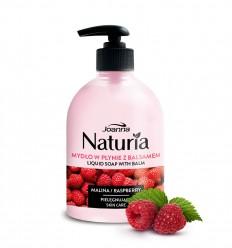 NATURIA tekuté mydlo Malina 500 ml