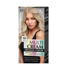 Multi Cream Color farba na vlasy metallic - Svetlý snežný blond 029