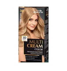 Multi Cream Color hajfesték - Karamell szőke 030