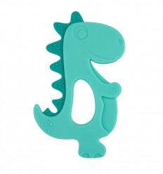 Canpol babies Silikónová hryzačka Dinosaurus