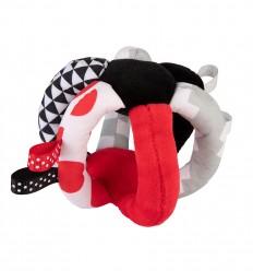 Canpol babies Plyšová hračka lopta Sensory Toys
