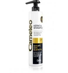 Keratínový šampón CAMELEO na extrémne poškodené vlasy 250 ml