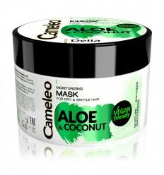 Delia Cameleo Hydratačná maska s aloe & kokosom 200 ml