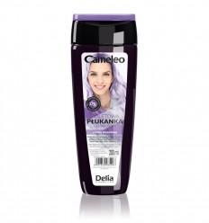 Delia Cameleo Preliv na vlasy fialový v spreji 150 ml