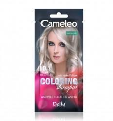 Delia Cameleo Farbiaci šampón 10.1 Strieborný blond 40 ml