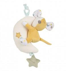Canpol babies Plyšová hračka závesná hudobná Myška