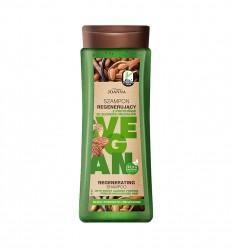 Joanna Vegan Regeneračný šampón s bielkovinami zo sladkých mandlí 300 ml