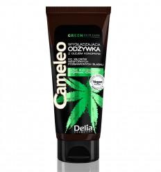 Delia Cameleo Green Kondicionér s konopným olejom 200 ml