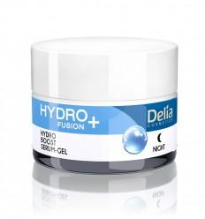 Delia Hydro Fusion nočný sérumový gél 50 ml