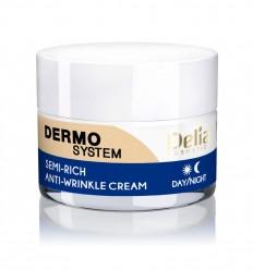 Delia DERMO SYSTEM bohatý krém proti vráskam 50 ml