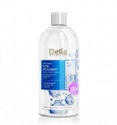 Delia Hidratáló micellás víz hialuronsavval 500 ml