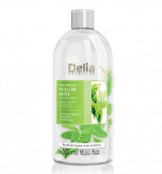 Delia Čistiaca micelárna voda so zeleným čajom 500 ml