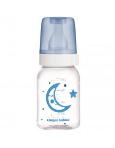 Canpol babies Dojčenská fľaša sklo 120 ml 3m+