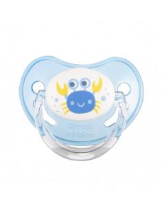 Canpol babies Cumlík utišujúci Love&Sea silikón anatomický C 18m+