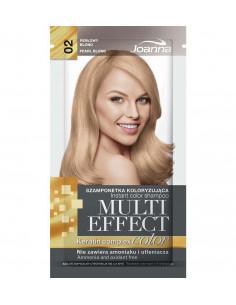 Multi Effect Color farbiaci šampón - Perleťový blond 002